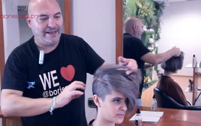 Como poner un cabello gris con OXILOCK PLASMA