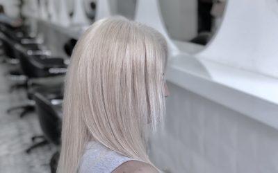 Como pasar de un cabello Negro a un pelo Blanco