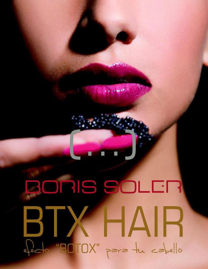 BOTOX PARA TU CABELLO BTX HAIR