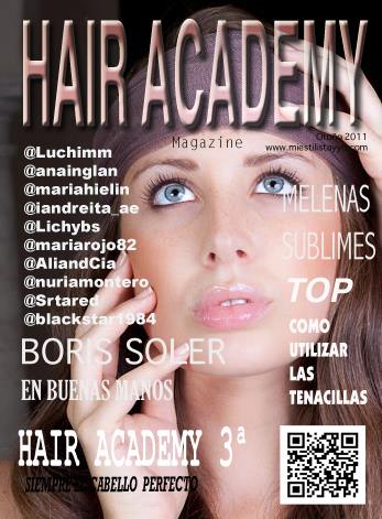 3ª EDICION DE HAIR ACADEMY